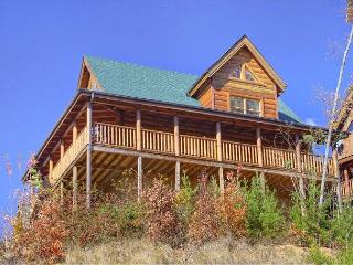 Pigeon Forge resort cabin BEAR HUG 275 - Rutledge vacation rentals