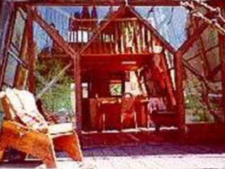 Cabin in the Redwoods on private 400-acre ranch - Mendocino vacation rentals