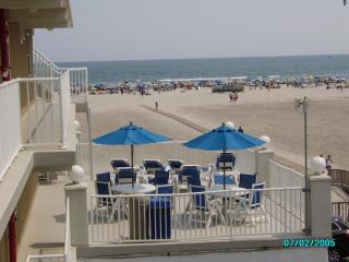 Summer Sands Beach Front Condo - Wildwood Crest vacation rentals