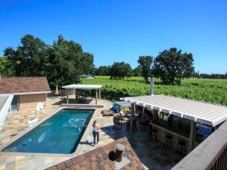 Luxury Vineyard Home,Condo:Pool,Outdoor Bar,Tennis - Napa vacation rentals