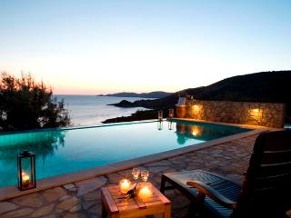 Secluded private villa with private pool, sea views, close to beach near Vassiliki - Lefkas vacation rentals