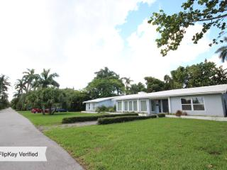 Best Miami Deal! Mid Century Modern Bayview Home - Coconut Grove vacation rentals