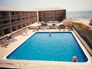 OUT DOOR POOL BY BEACH - Waterfront Studio With Indoor/outdoor Pools&spa 4 Bear Week July 13 - 20, 2014 - Provincetown - rentals