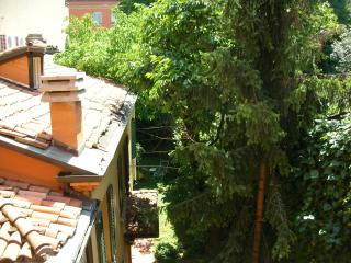 APT IN DOWNTOWN VERY GREEN!! - Bologna vacation rentals
