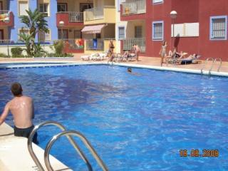 Las Brisas 1 bedroom apartment - Puerto de Mazarron vacation rentals