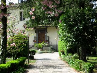 Bella Vista: beautiful studio in Villa Sofia - Barga vacation rentals