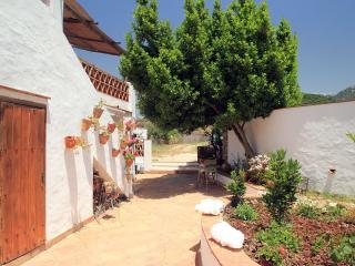 Finca La Rana Verde - Mongol Yurt for Two - Cortes de la Frontera vacation rentals