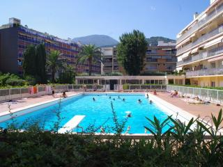 Lovely studio right by the sea - Roquebrune-Cap-Martin vacation rentals