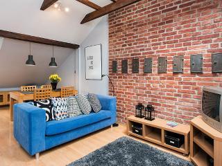 Attic - cosy 1 bedroom - Krakow vacation rentals