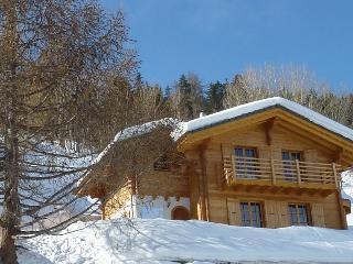 La Tzoumaz, Verbier ski chalet for 10 people - La Tzoumaz vacation rentals