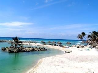 The Lagoon 1 block from the condo - Luxury in Mexico! Lowest Rental Prices!! - Puerto Aventuras - rentals