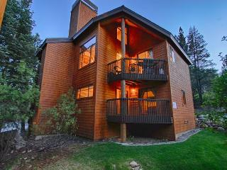 Alpine Meadows Riverfront Condo - Beautiful Riverfront Vacation Fun - Olympic Valley vacation rentals