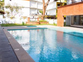 Modern Courtyard Apt: Comforts in Goa's Midst - Panaji vacation rentals