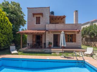 TRADITIONAL STONE VILLA IN PRINES - Rethymnon vacation rentals