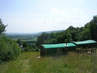 The Wagon Over the Valley - Hereford vacation rentals