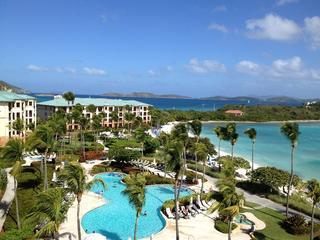 Ritz Carlton - 2 & 3 BR Available - GREAT RATES!!! - Image 1 - Saint Thomas - rentals