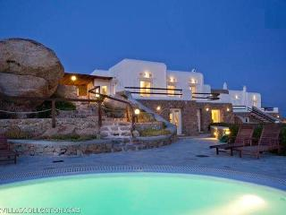 Phaedra - Spacious villa with private pool - Kastro vacation rentals