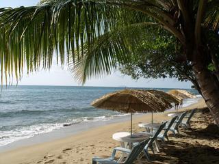 Seashore Sea View Condo, sleep 10 Across the beach - Rincon vacation rentals