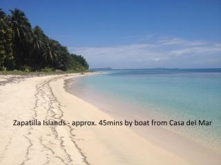 casa del mar - eco aqua villa - Bocas Town vacation rentals
