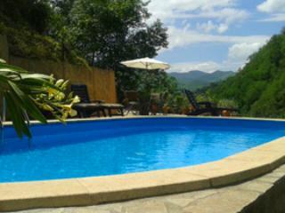 Villa Talenti with pool - Image 1 - Bagni Di Lucca - rentals
