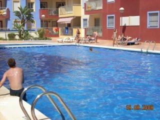 Las Brisas 2 bedroom apartment - Puerto de Mazarron vacation rentals