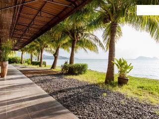 * Modern beachfront villa - sunset view * - Koh Phangan vacation rentals