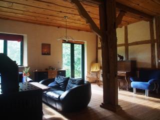 Ferienhaus Biberburg - Alt Jargenow vacation rentals