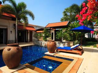 Villa Banyan, Sai Taan Villas, Phuket, Thailand - Cherngtalay vacation rentals