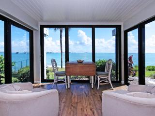 Waterfront ground level suite - Amazing water views!  Boat docking, tennis, two pools... - Winter Park vacation rentals