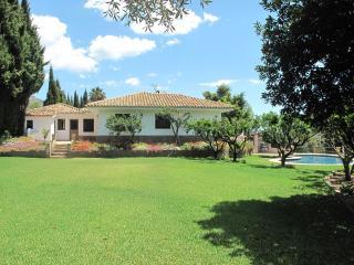 Villa with Private Tennis Court & stunning gardene - Mijas Pueblo vacation rentals