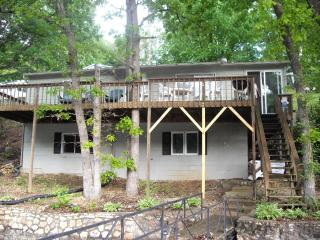 10 Mile Marker Lake Cabin with main channel view - Gravois Mills vacation rentals