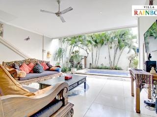 Rainbow villa 2BDR near the beach - Denpasar vacation rentals