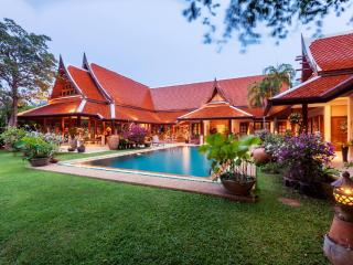 Magnificent Thai style villa within private park. - Phuket vacation rentals