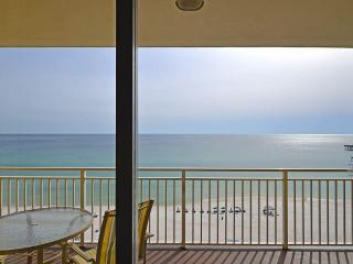 2BR/2BA/8ppl Ocean-Front Lux Condo! Low Floor - Panama City Beach vacation rentals
