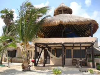 Beach House in the  Caribean Sea of the Riviera Maya - Playa del Secreto vacation rentals