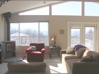 Kachemak Vista, In town, view of Kachemak Bay - Homer vacation rentals