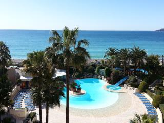 #Cannes Resort 3* Seafront Beach Pools  WiFi - Cannes vacation rentals