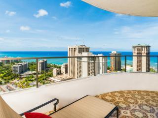 2bed/2bath Waikiki Vacation Rental at Canterbury Place - Kahala vacation rentals