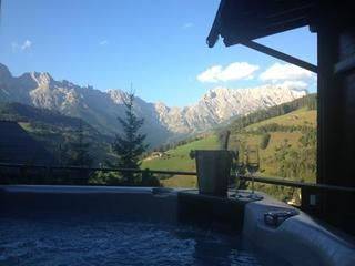 Ski in Ski out Chalet with Hot tub and sauna - Maria Alm vacation rentals