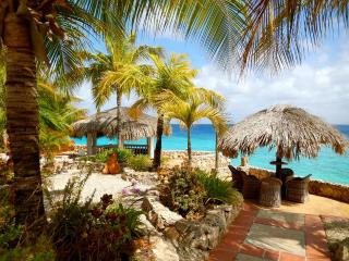 Oceanfront Villa w/private access to the sea - Bonaire vacation rentals