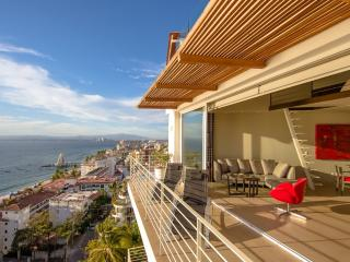 New Penthouse 1BR/2BA + Loft with Rooftop Pool - Puerto Vallarta vacation rentals