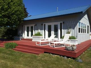 RISING TIDE oceanfront cottage in Homer - Seldovia vacation rentals