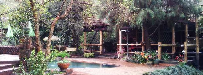 The Lodge - Lower Level - Assagay Forest Lodge - Botha's Hill - rentals
