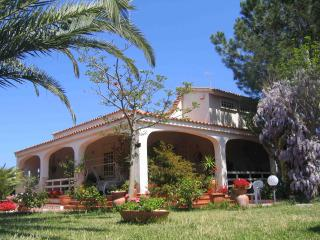 Villa Mariolina. Garden,Sea and Culture. - Syracuse vacation rentals