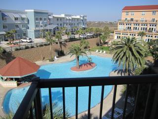 Luxury Gulf View Galveston Beach Condo Heated Pool - Tiki Island vacation rentals