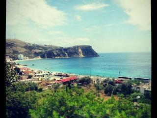 Sea View Studio, 5 min from sea. - Himare vacation rentals