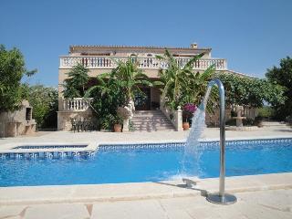 FINCA CAN ROCA. SANTANYI MALLORCA - Calas de Majorca vacation rentals