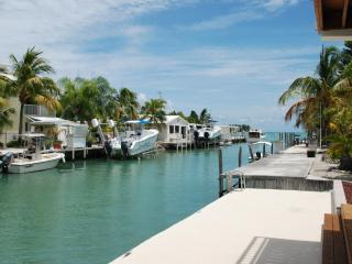 New Casa Solis With Scenic Views and 30' Dock. - Florida Keys vacation rentals