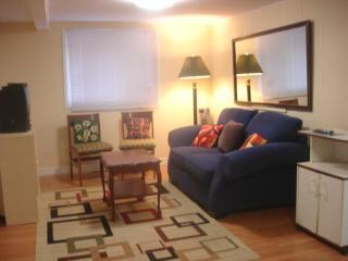 Furnished 1 Br Ground Floor Apt. Near Metro - Montreal vacation rentals