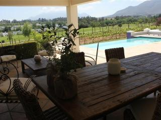 House on Exclusive Golf & Wine Estate - Somerset West vacation rentals